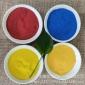 艾���S家供��彩虹沙 沙�� 彩色沙�� ���Y染色彩砂 防水卷材彩砂